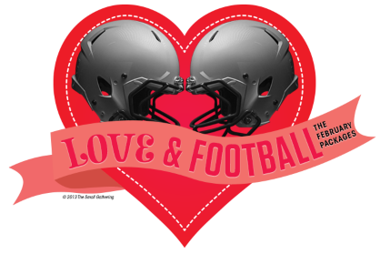 love and football