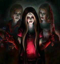 vamp sisters